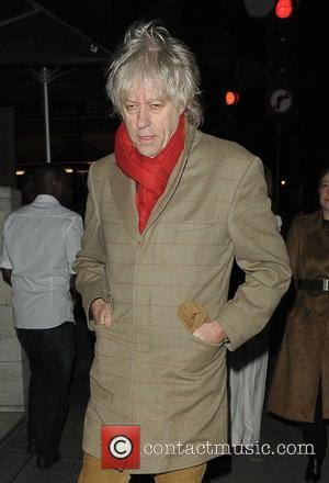 Bob Geldof Dieting Ahead Of Boomtown Rats Comeback