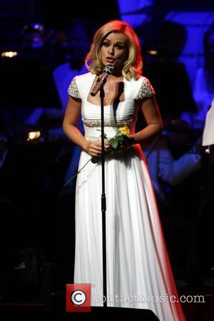 Katherine Jenkins Still Struggling After Split