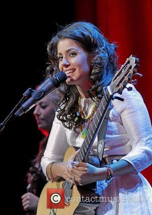 Katie Melua Fuming Over Library Closures