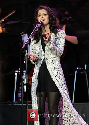 Katie Melua's Husband Records Debut Album