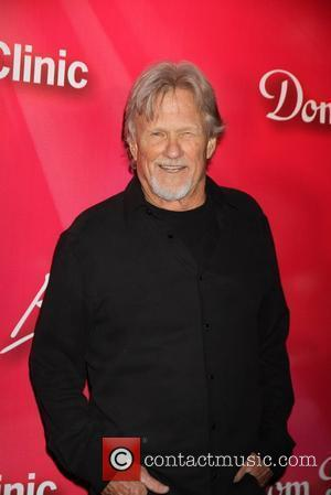 Kris Kristofferson Honoured For Career