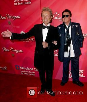 Siegfried And Roy Show Taped For Abc News Magazine