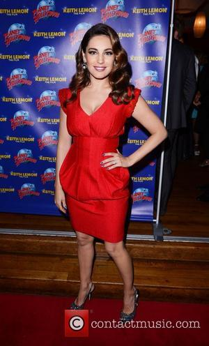 Kelly Brook  'Keith Lemon the Film' World premiere after party held at Planet Hollywood - Inside Arrivals London, England...