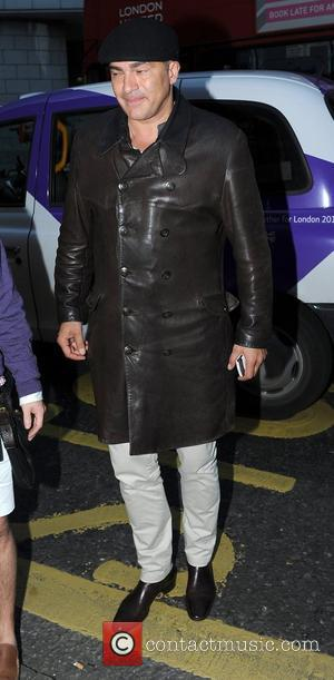 Tamer Hassan attends the Kensington Club launch party London, England - 20.07.12
