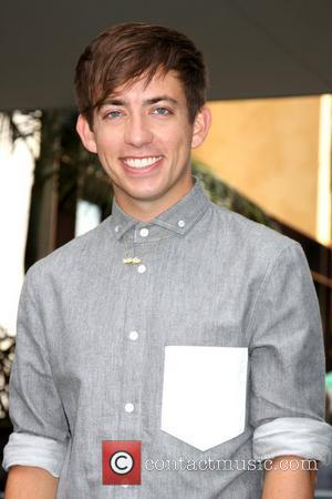 Kevin Mchale and Hollywood And Highland
