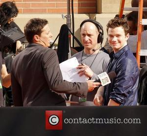 Colfer Scares Glee Stars With Mental Illness Books