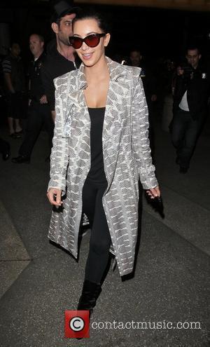 Kim Kardashian Fuming Over Luggage Theft