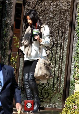Kim Kardashian Encouraged To Back Tax Increase Campaign