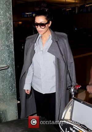 Kim Kardashian Got 'Bangs'... Just Like Kate Middleton