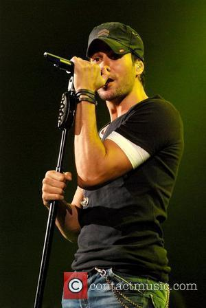 Enrique Iglesias 103.5 KISS FM Chicago 2012 Fantabuloso concert at the Allstate Arena  Chicago, Illinois - 18.05.12