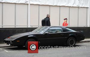 Knight Rider Car Up For Sale