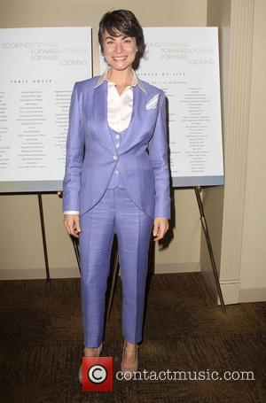 Traci Dinwiddie  The L.A. Gay & Lesbian Center's 41st Anniversary Gala and Auction held at  Westin Bonaventure Hotel...