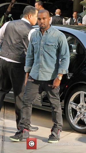 Kanye West Named 2011'S Most Stylish Celebrity