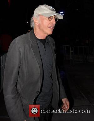 Larry David Helps Daughter In College Move