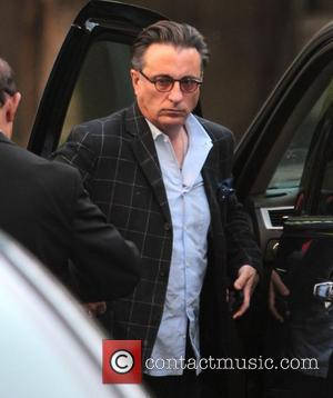 Andy Garcia and Staples Centre