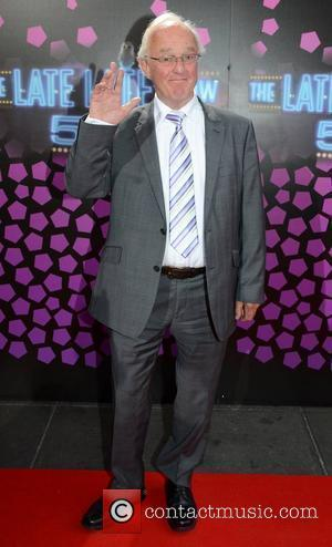 Frank Kelly The 50th Anniversary of 'The Late Late Show' at RTE Studios Dublin, Ireland - 01.06.12