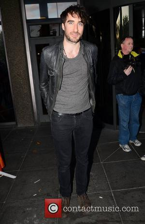 Danny O'Reilly Celebrities outside the RTE Studios for 'The Late Late Show' Dublin, Ireland - 11.05.12