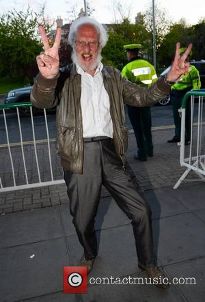 Eamonn Campbell Celebrities outside the RTE Studios for 'The Late Late Show' Dublin, Ireland - 11.05.12