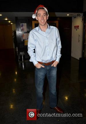 Ryan Tubridy Celebrities outside the RTE studios for Ryan Tubridy's annual 'The Late Late Toy Show' where audience members get...