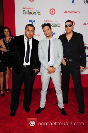 Aventura Billboard Latin Music Awards 2012 held at the BankUnited Center - Arrivals Miami, Florida - 26.04.12