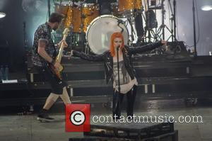 Paramore Score First U.s. Number One Album