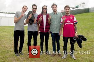 You Me At Six Axe North American Tour