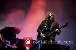 The Cure, Robert Smith, Leeds & Reading Festival