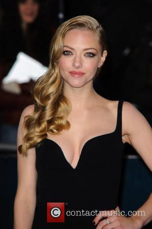 Amanda Seyfried Les Miserables World Premiere held at the Odeon & Empire Leicester Square - Arrivals. London, England - 05.12.12