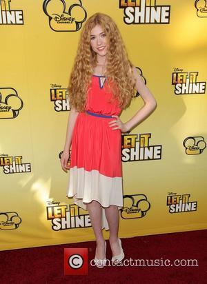 Katherine McNamara Disney's 'Let It Shine' Premiere held at The Directors Guild Of America Los Angeles, California - 05.06.12
