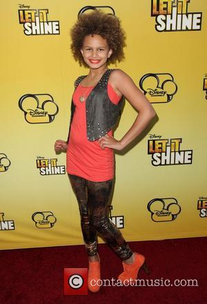 Lela Brown Disney's 'Let It Shine' Premiere held at The Directors Guild Of America Los Angeles, California - 05.06.12