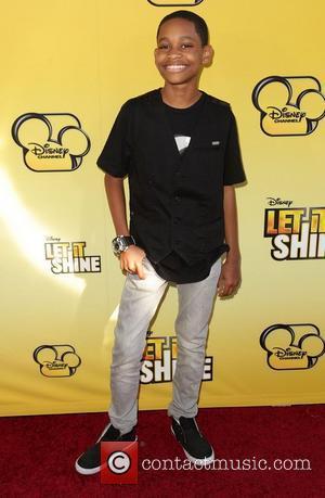 Tyrel Jackson Williams Disney's 'Let It Shine' Premiere held at The Directors Guild Of America Los Angeles, California - 05.06.12