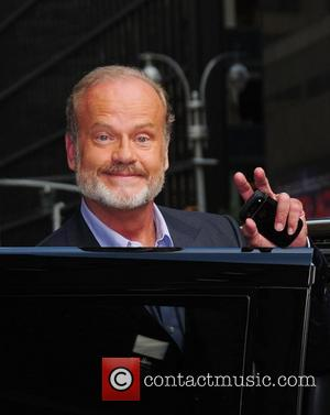 Kelsey Grammer: 'My New Wife And I Didn't Have Sex For Months'