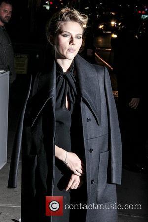 Scarlett Johansson Dating French Journalist - Report