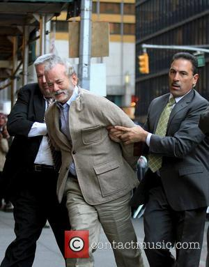 David Letterman Stages Bill Murray Kidnap
