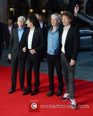 Wait, Did The Rolling Stones Just Confirm A Brit Awards Performance?