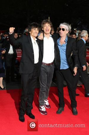 Ronnie Wood Looking Forward To Sober Rolling Stones Gigs