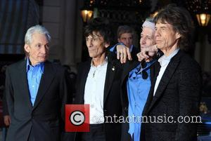 Rolling Stones, Mick Jagger, Ronnie Wood, Charlie Watts, Keith Richards