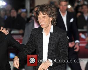 Mick Jagger of the Rolling Stones 56th BFI London Film Festival - 'The Rolling Stones: Crossfire Hurricane' - Gala Screening...