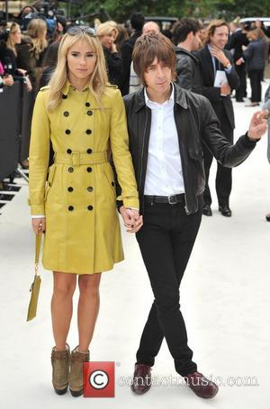 Suki Waterhouse and Miles Kane