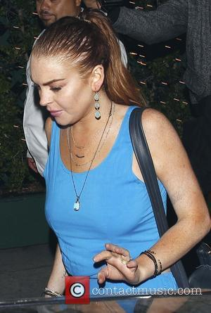 Lindsay Lohan Involved In Another Car Crash