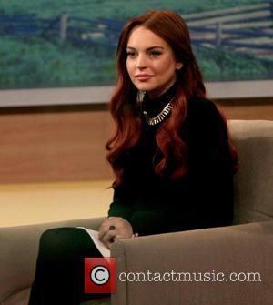 Lindsay Lohan and Good Morning America