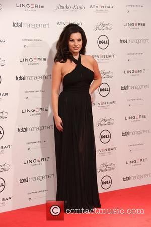 Immodesty Blaize Lingerie London, Agent Provocateur and Atsuko Kudo fashion show gala held at Old Billingsgate - arrivals London, England...