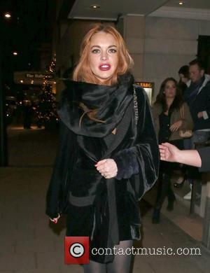 Lindsay Lohan Too Ill To Attend Court Hearing