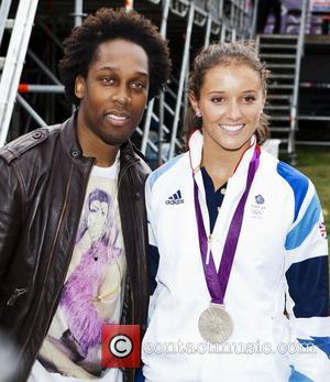 Lemar, Laura Robson and Tennis