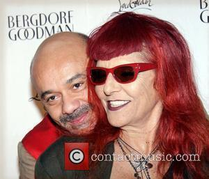 Christian Louboutin and Patricia Field