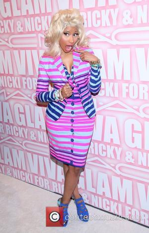 Nicki Minaj's Style Inspired By Cyndi Lauper