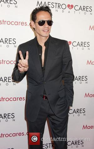 Marc Anthony Hosts Charity Event