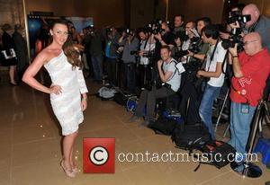Michelle Heaton,  'Magic Mike' European Premiere-Mayfair Hotel London, England - 10.07.12