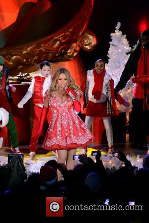 Mariah Carey, Tree Lighting Ceremony and Rockefeller Center