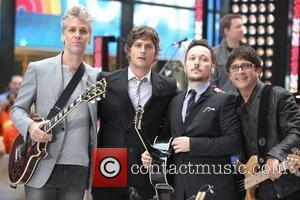 NBC Toyota Summer Concert Series Presents Matchbox 20 at Rockefeller Center New York City, USA - 03.09.12